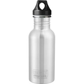 360° degrees Stainless Drink Bottle 500ml steel